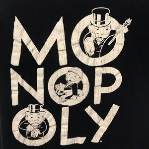 Monopoly Tee Small